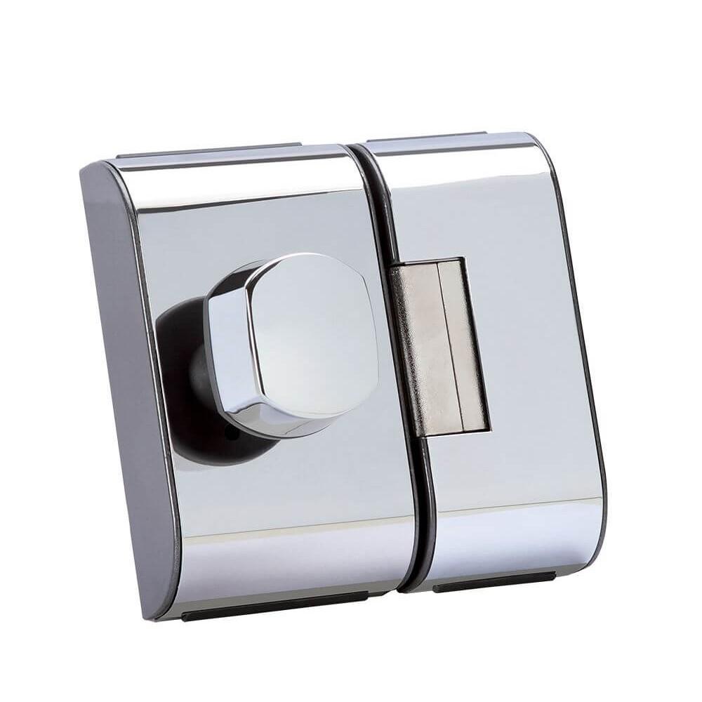 fechadura pv-90 2r - cromada