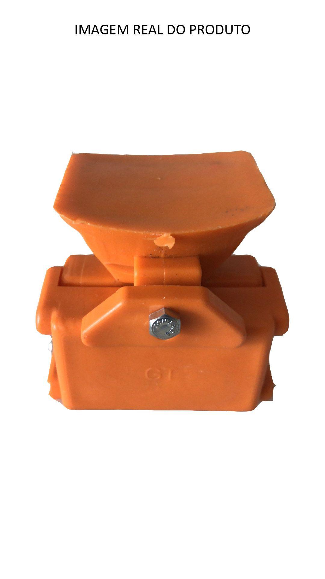 suporte dielétrico sem miolo laranja 2965 tw