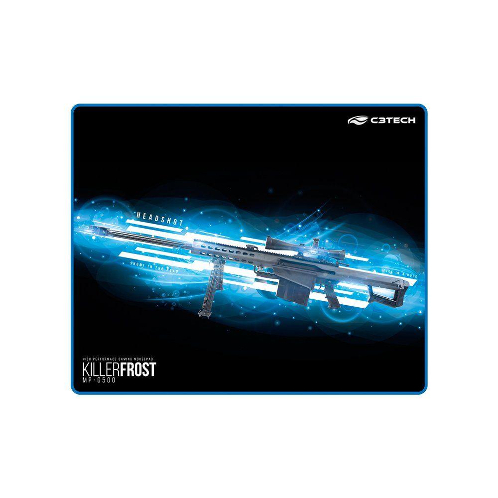 mouse pad gamer killer frost mp-g500 c3tech