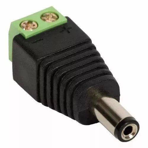 conector p4 macho - ad connect - ad-10150
