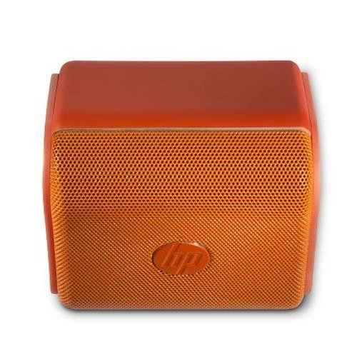 caixa de som mobile mini roar laranja bluetooth 2,5w rms hp