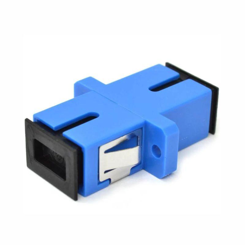 adaptador fibra optica sc, upc 2f-fadt-sc-upc
