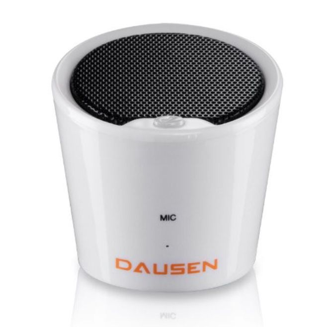 caixa de som bluetooth 3.0 wt-as058bk - dausen