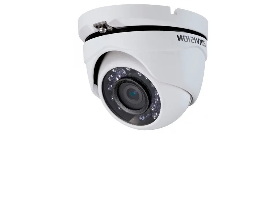 camera dome 2mpx 20m 3.6mm ds-2ce56d0t-irmf - hikvision