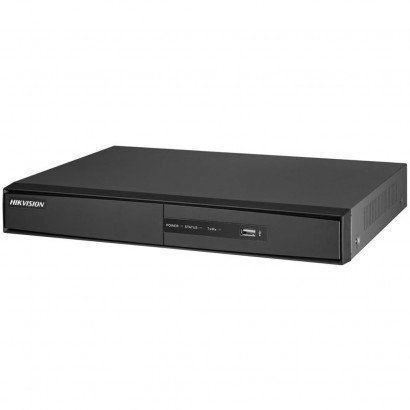 dvr 16 canais digital turbo hd ds-7216hghi-f1, n - new edition - hikvision
