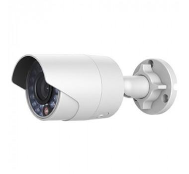 camera mini bullet ir ip - ds-2cd2020f-i-4mm 2mp 30 metros - hikvision