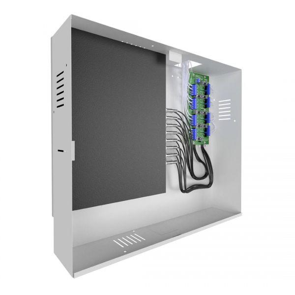 rack mini orion hd 3000 organizador de cabos para dvr 04 canais - onx - 3303