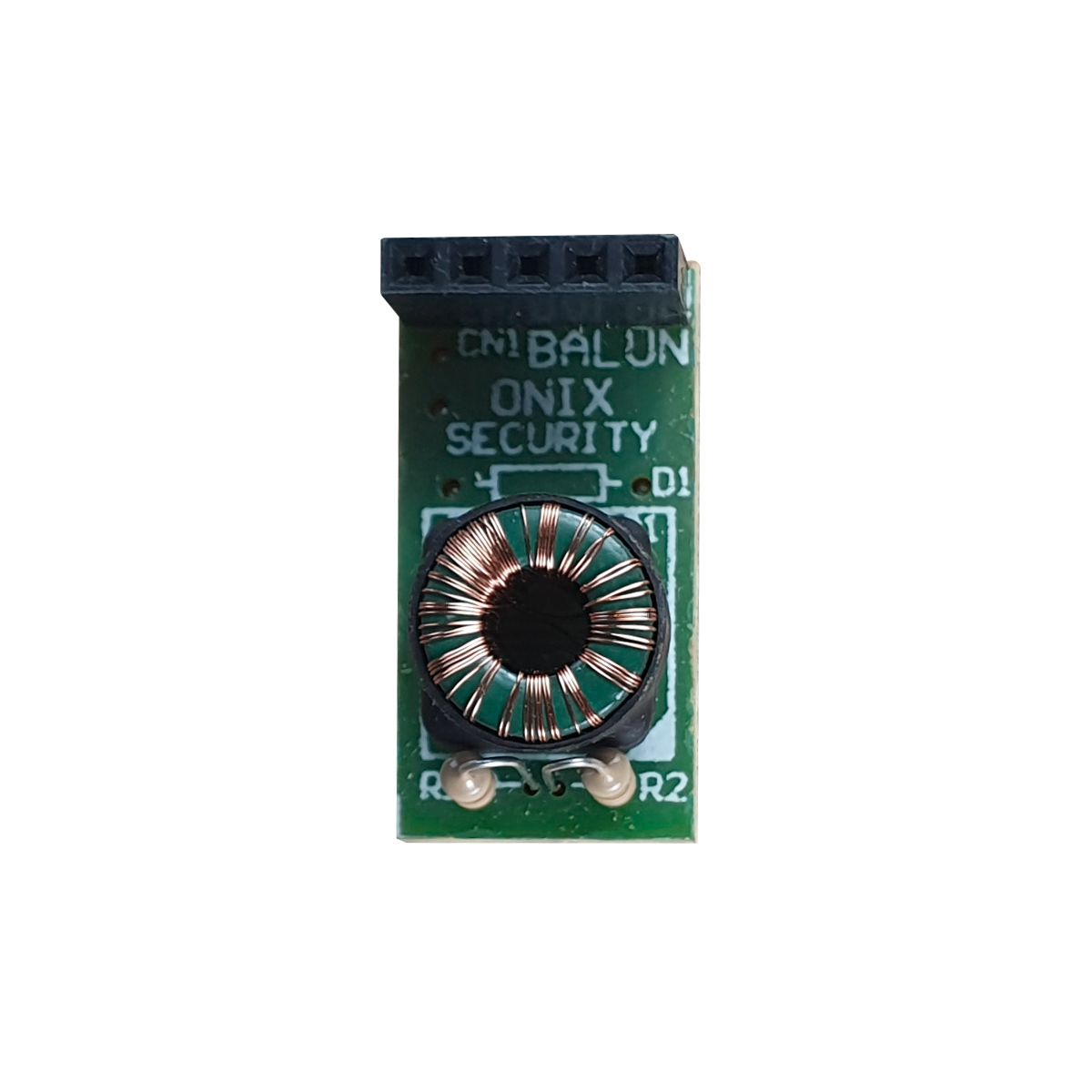 balun bobina serve pra usar na placa do power balun e mini orion 32ch - onix