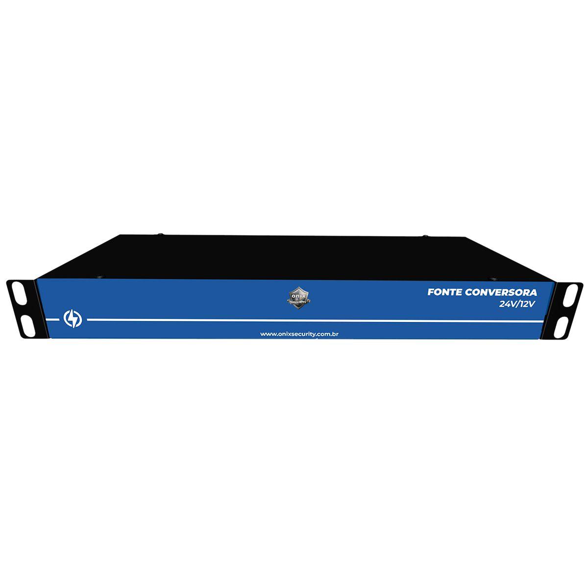 conversor para power coaxial 24v - 12v - onix
