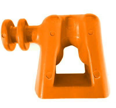 suporte ancoragem para cabo isolador 2 vias  tw  sac-ii ve 2681
