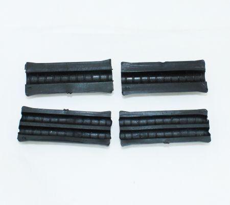 borracha para dielétrico 12, 24 vias (o par) 3085
