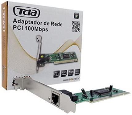 placa de rede pci 10, 100 tp1101p tda
