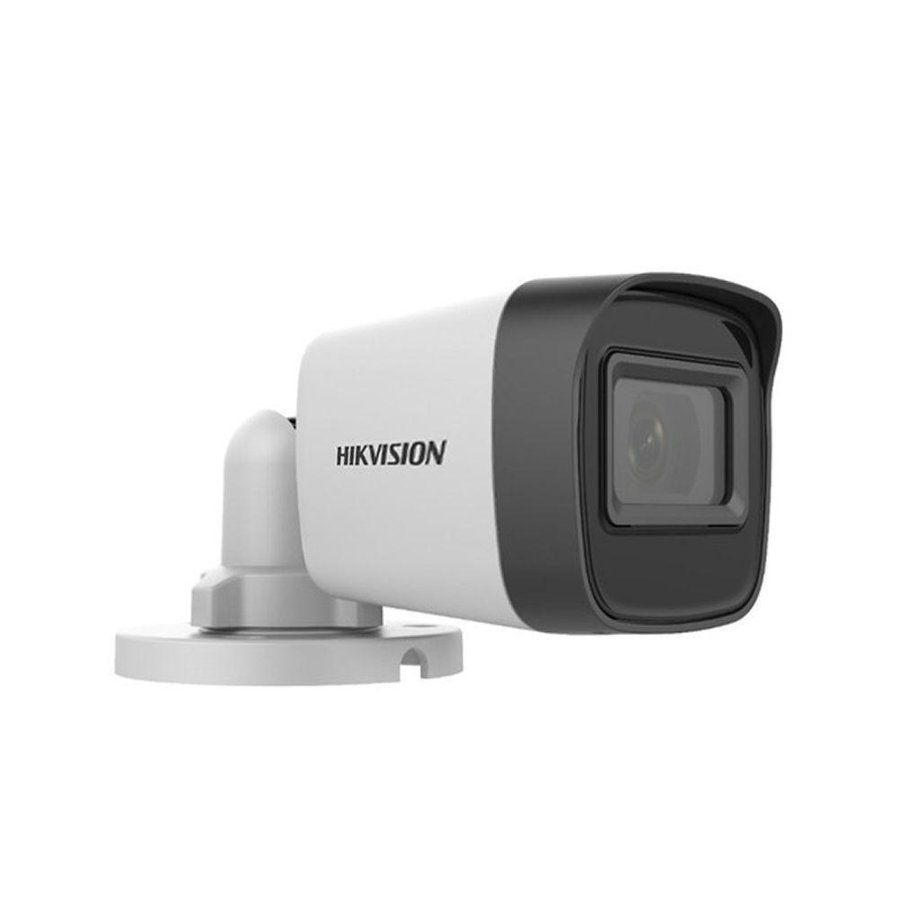 camera bullet hd 2.0 megapixel 1080p 20 mts lente 3.6mm ds-2ce16d0t-ir - hikvision